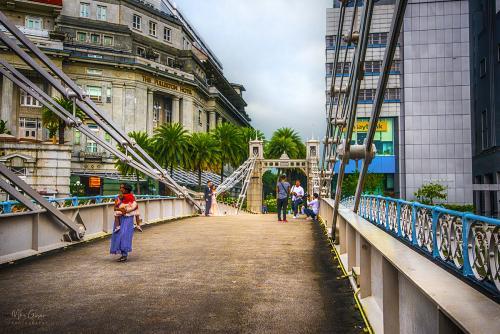 Singapore bridge 12x8