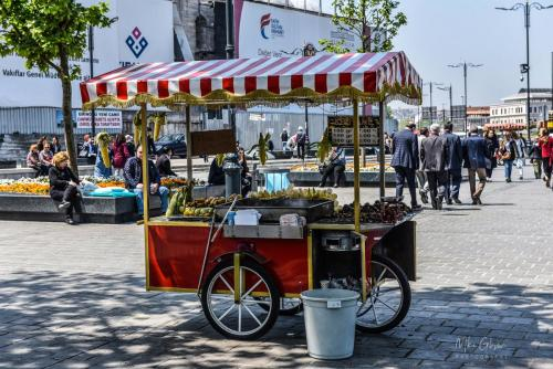 Street vendor cart 1800 mgp