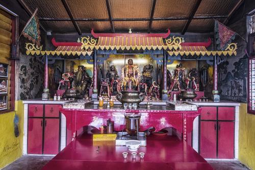 Taoist Temple George Town 12x