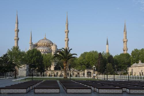The Blue Mosque Istanbul 12x