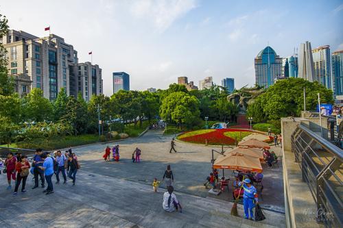 The Bund Shanghai 12x18