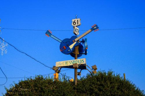 The Crossroads Clarksdale 12x18