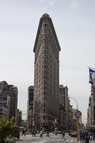 The FlatIron Building 12x