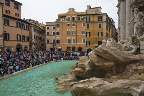 Trevi Fountain, Roma 12x