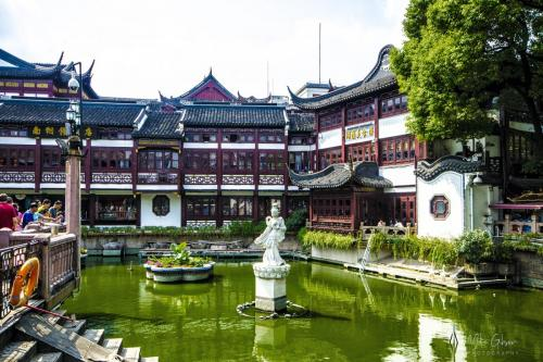 Yu Garden Shanghai 3 12x18