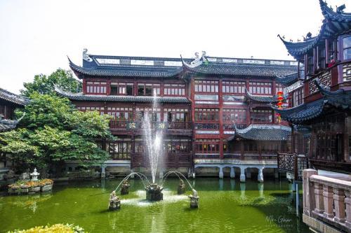 Yu Garden Shanghai 4 12x18