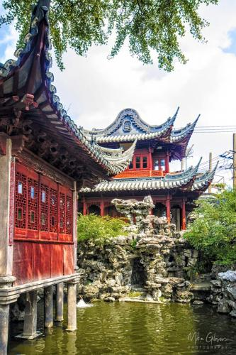 Yu Garden Shanghai 8 12x18