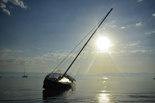 corfu boat 12x