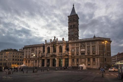 Basilica Papale di Santa Maria Maggiore, Rome