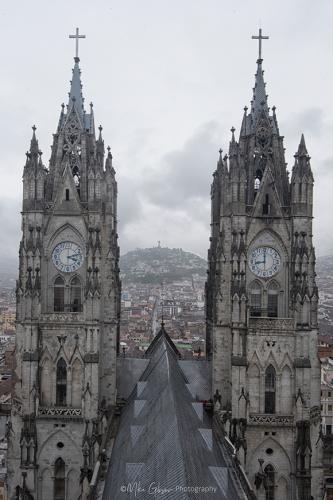 Basilica of the National Vote - Basilica del Voto Nacional, Quito, Ecuador