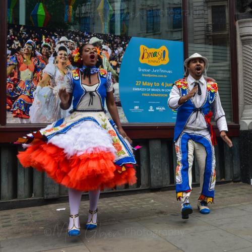 Brazil in London