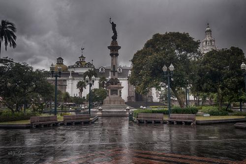Independence Square, Quito Old Town 2