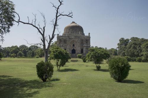 Lodi Garden, New Delhi, India