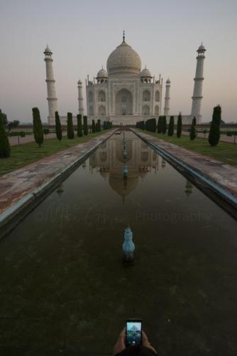 Taj Mahal,Agra, India