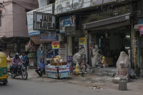 Arakashan Road, Delhi, India