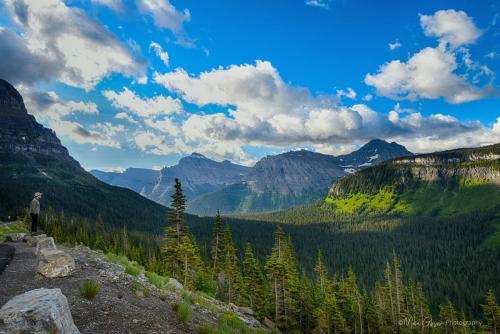 National Glacier Park 44 12x