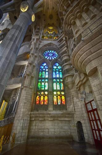 Sagrad Familia, Barcelona