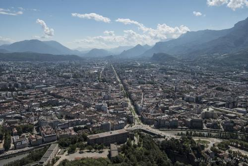 View from the Bastille, Grenoble 2