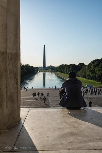 View of Mall from Lincoln Memorial mgp 12 (1)