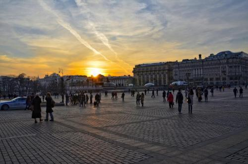 sunset moscow 22